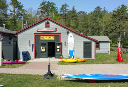 Nemasket Kayak Center Base Camp Tihonet Village 146 Tihonet Rd. Wareham, MA 02571 Tel (774) 678-4366 http://www.nemasketkayak.com